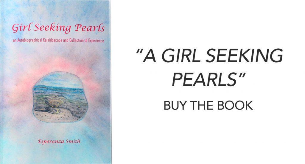 girl seeking pearls